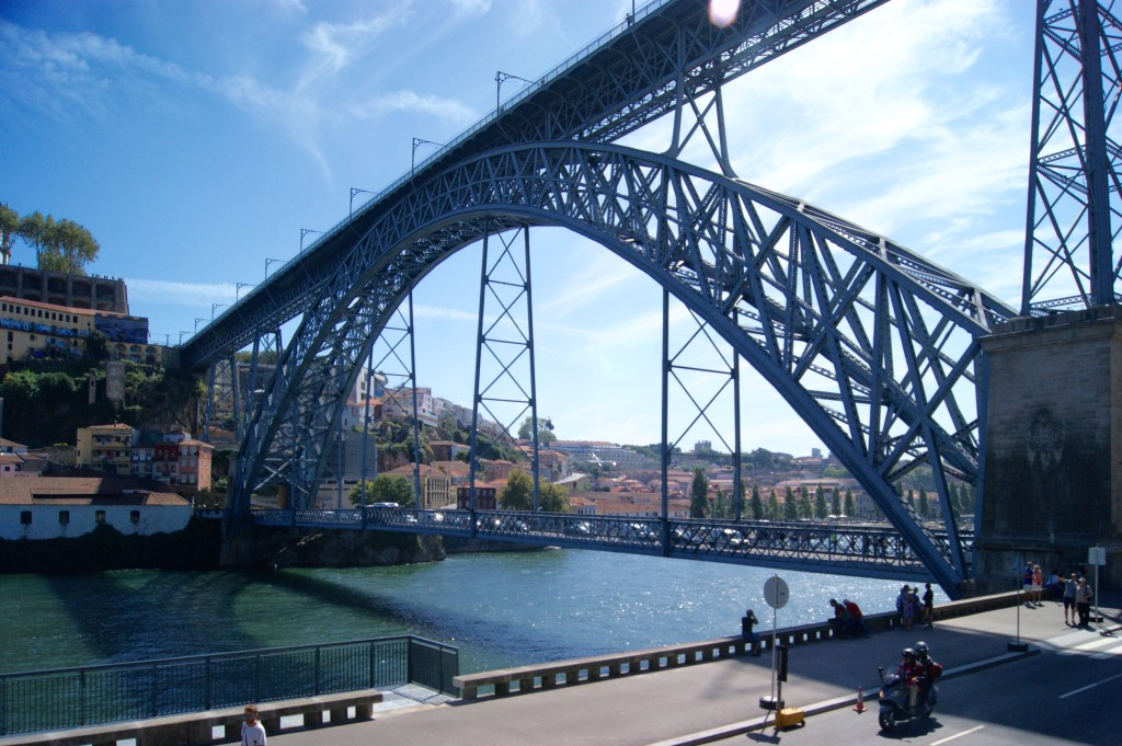 Porto - Dom Luís I Bridge