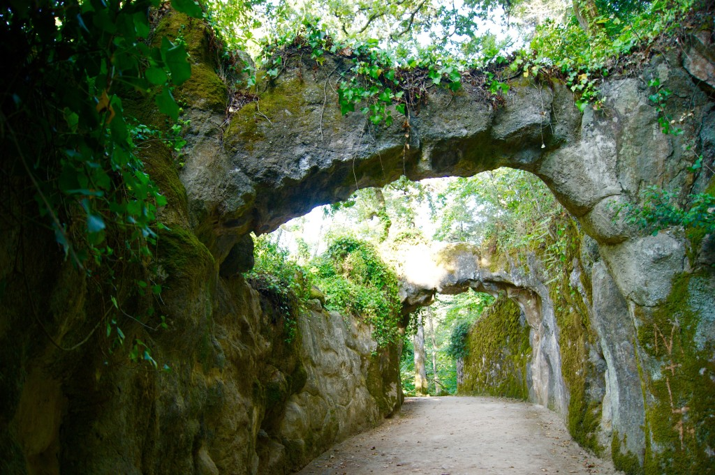 Quinta da Regaleira - Walkways
