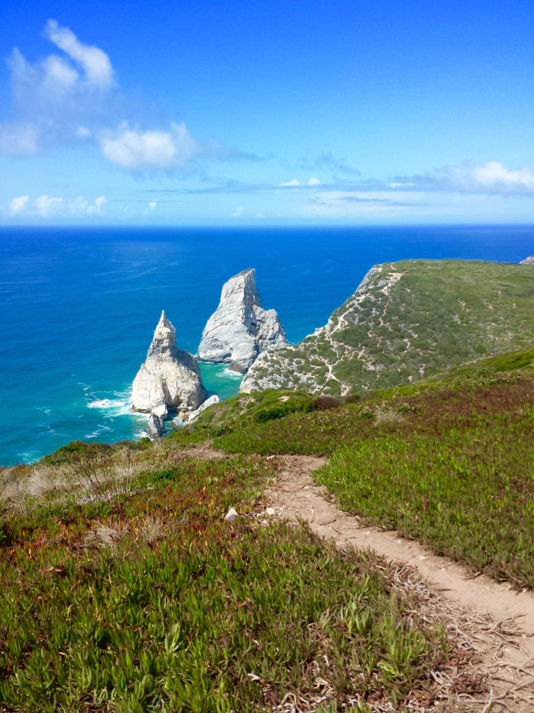 Portgual - Atlantic Coast - Praia da Ursa Trail